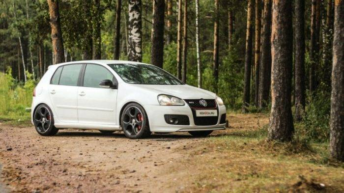 Тест-драйв Volkswagen Golf GTI Edition 30